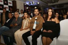 Rajkumar Rao, Ekta Kapoor & Hansal Mehta At Press Meet of UpComing Web Show