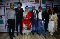 Ranbir Kapoor And Alia Bhatt At A Medical Conference