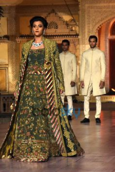 Rohit Bal Couture Show, In Jaipur