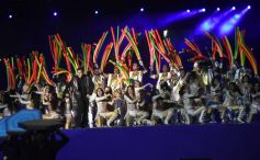 Salman Khan And Katrina Kaif Perform Together At Opening Of ISL Ceremony In Kochi