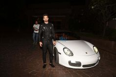 Saqib Saleem Spotted With His New Car