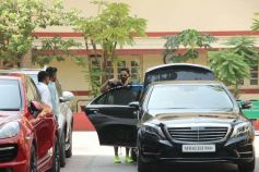 Shahid Kapoor Spotted At Bandra