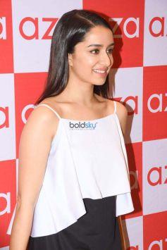 Shraddha Kapoor, Lata Patel, Nandini Singh Support The Designer AZA