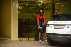 Sushant Singh Rajput Snapped At Gym Session In Bandra