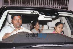 Tusshar Kapoor Birthday Party At Nandita Mahtani House Bandra