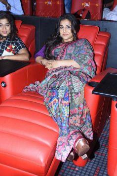 Vidya Balan, Neha Dhupia, RJ Malishka At Launch Of Its Big Screen PVR