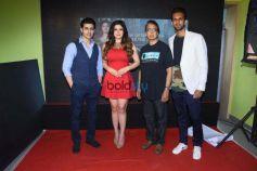 Zarine Khan For 'Aksar 2' Movie Launching