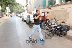 Akshaye Khanna Spotted At Bandra