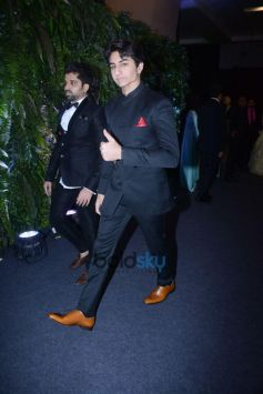 Bollywood Stars At Virat Kohli And Anushka Sharma Mumbai Wedding Reception