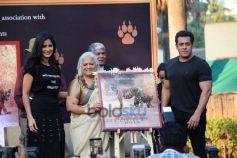 Book Launch Of Silent Sentinels Of Ranthambhore By Bina Kak