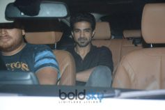 Celebs At Screening Of 'Tiger Zinda Hai'