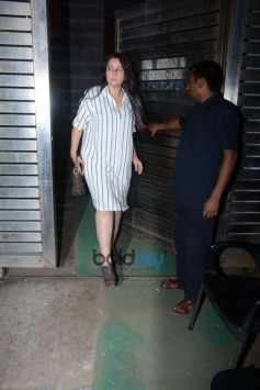Celebs Spotted At Zoya Akhtar House