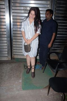 Celebs Spotted At Zoya Akhtar House