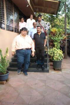 Funeral Of Late Neeraj Vora