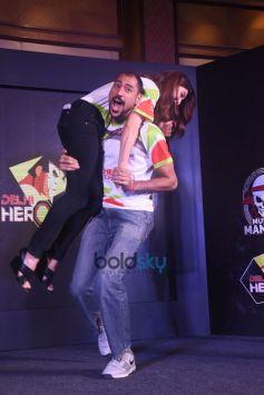 Jacqueline Fernandez, Tiger Shroff, Arbaaz Khan And Others At Super Fight League