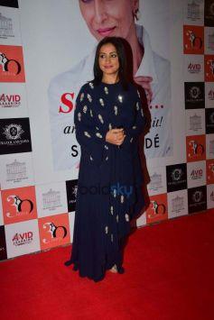 Kangana Launches Shobha De's Book In Mumbai