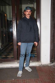 Luv Sinha Spotted At Bastian Bandra
