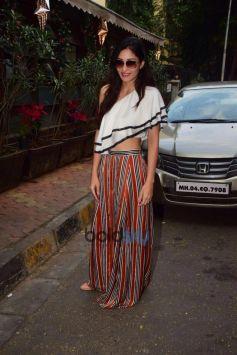 Pooja Chopra At Indigo Andheri