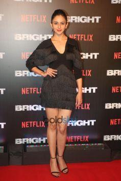Premiere Of 'Bright'