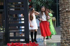 Rani Mukerji Spotted At Yauatcha BKC Bandra