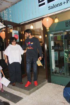 Ranveer Singh Spotted At B Blunt In Khar
