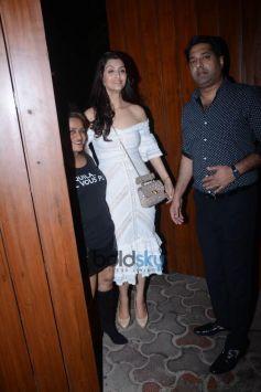 Sanjay Khan's Daughter Farah Ali Khan Birthday Party