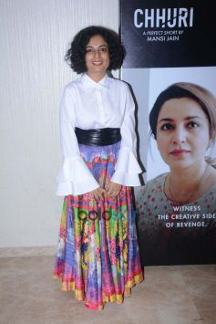 Screening Of 'Chhuri' Short Movie