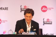 Shah Rukh Khan At Announcement Of 63rd Jio Filmfare Awards 2018