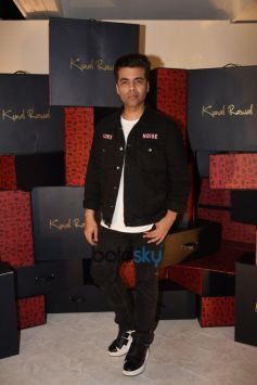 Shahid Kapoor, Karan Johar And Others At Kunal Rawal's Store Launch