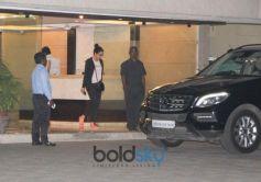 Shraddha Kapoor Spotted At Aditya Roy Kapoor House Bandra