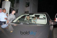 Tabu Spotted At Bandra