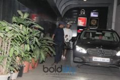 Varun Dhavan With Brother Rohit Dhavan Spotted At Gym In Bandra