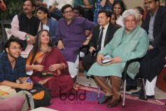 Javed Akhtar's Event In Juhu