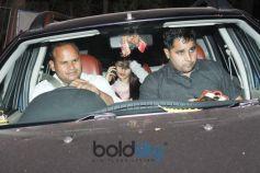 Amisha Patel Spotted At Kromakay Salon Juhu