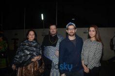 Celebs At Screening For 'Padmavat' In Juhu PVR