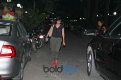 Chitrangada Singh Spotted At Clinic Santacruz