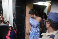 Deepika And Anisha Padukone Bond With Neha Dhupia At Vogue BFFs