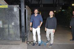 Emraan Hashmi Spotted At Bandra