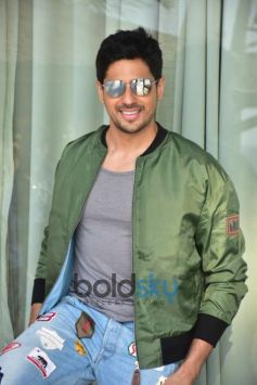 Film Aiyaary Promotion At Sun-n-Sand In Juhu