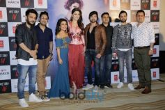 Hate Story 4 1st Song Launch 'Aashiq Banaya Aapne'
