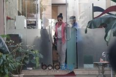 Kajol Spotted At Muah Salon Bandra