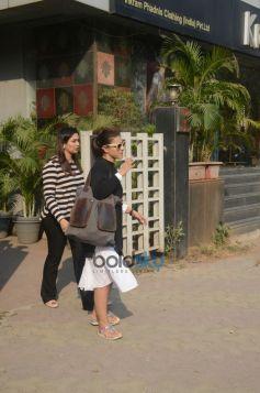 Kajol Spotted At Vikram's Store