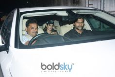 Kangana Ranaut Spotted At India's Next Superstar Filmistan Goregaon