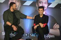 Karan Johar, Rohit Shetty At India's Next Superstars Press Conference