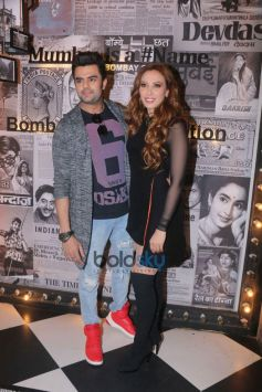 Launch Of 'HARJAI', A Single Starring Maniesh Paul & Iulia Vantur