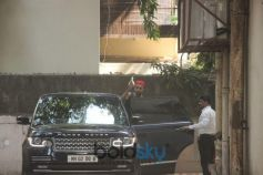 Ranbir Kapoor Spotted At Dance Class Bandra