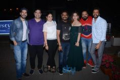 Riteish Deshmukh And Dino Morea Spotted With Friends For Dinner At Yauatcha BKC Bandra