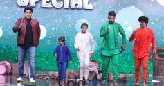 Sajid Khan Had A Gala Time On Super Dancer Chapter 2