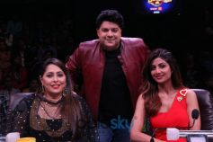 Sajid Khan Had A Gala Time On Super Dancer Chapter 2