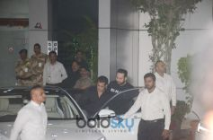 Salman Khan Spotted At Kalina Airport